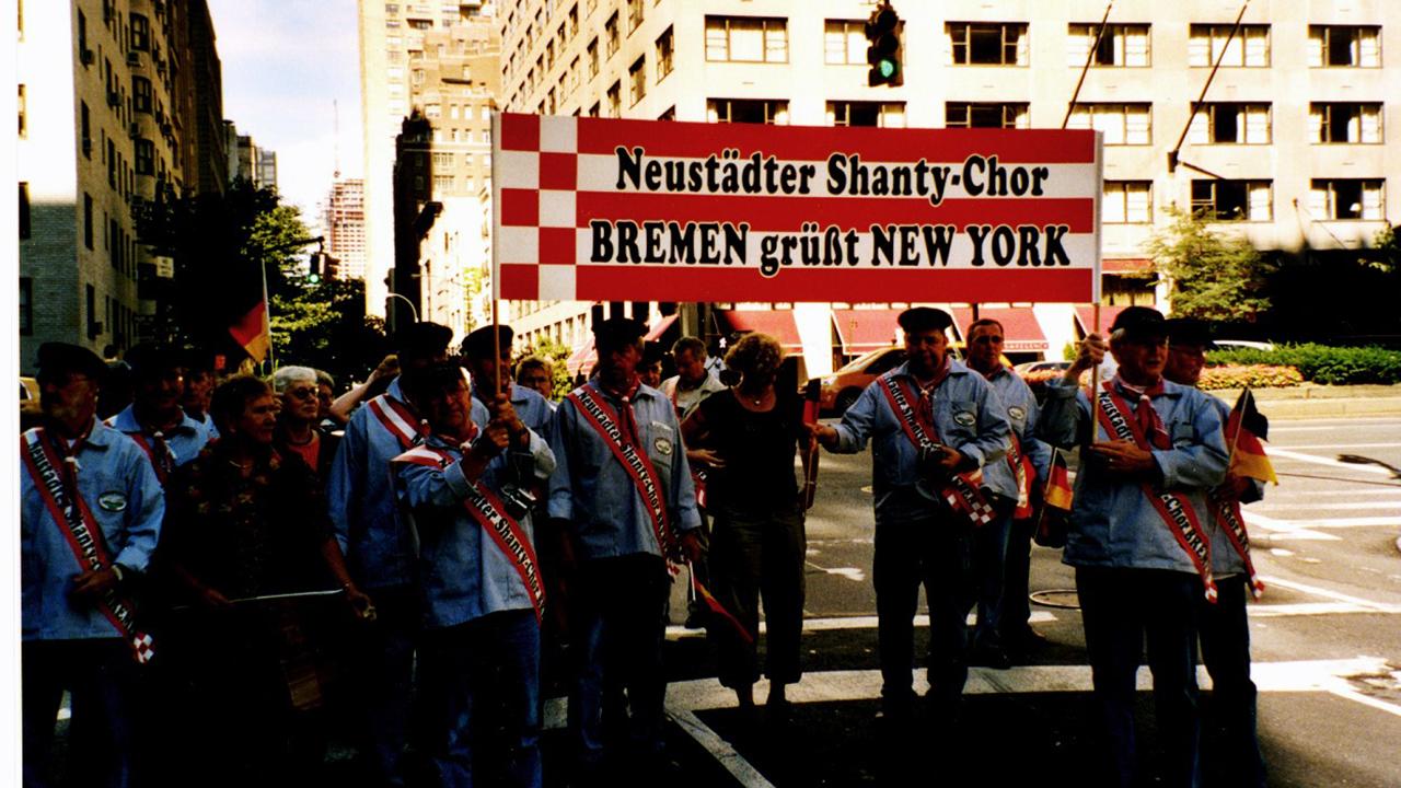 Neustädter Shanty-Chor in New York
