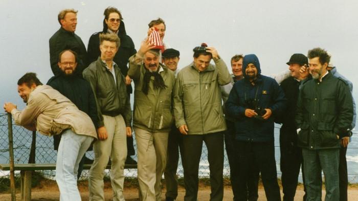 Neustädter Shanty-Chor in Helgoland