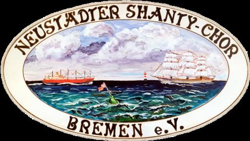 Neustädter Shanty-Chor Logo